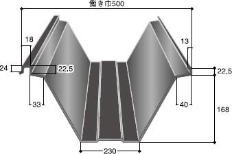 ハゼ2型(D165)